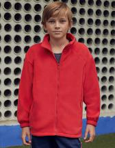Full Zip Fleece Jacket Kids