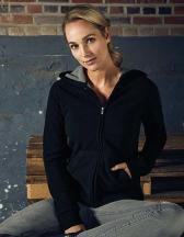 Women`s Hooded Fleece Jacket