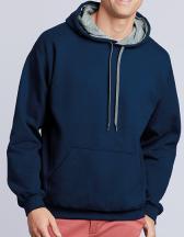 Heavy Blend™ Contrast Hooded Sweatshirt