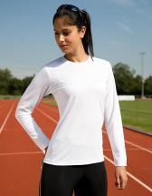 Ladies` Quick Dry Shirt