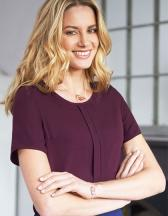 Women`s Verona Short Sleeve Blouse