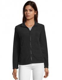 Women`s Plain Fleece Jacket Norman