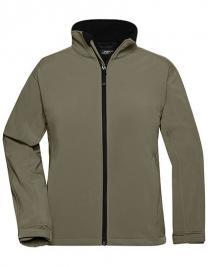 Ladies` Softshell Jacket