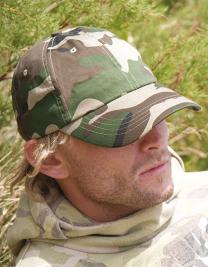 Heavy Cotton Drill Pro Style Cap