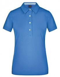 Ladies` Plain Polo