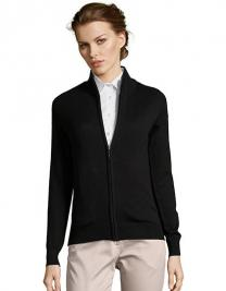 Zipped Knitted Cardigan Gordon Women