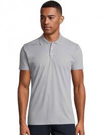 Men`s Sports Polo Shirt Performer