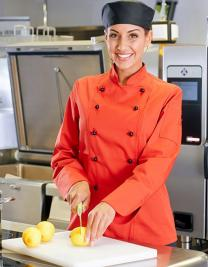 Chef`s Jacket Rimini Lady