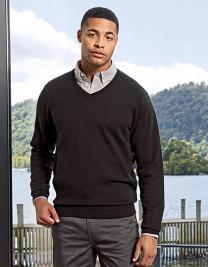 Men´s V-Neck Knitted Sweater