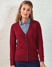 Women´s Button Through Knitted Cardigan