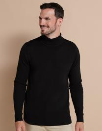 Men`s Roll-Neck Jumper