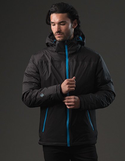 Mens Black Ice- Thermal Jacket