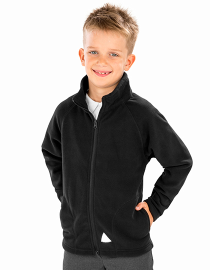 Junior Microfleece Jacket