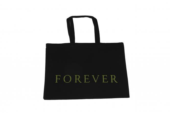 Forever Canvas-Tragetasche
